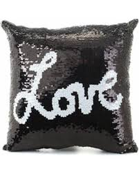 Incredible Spring Deals on Posh Home Love Magic Sequin Decorative