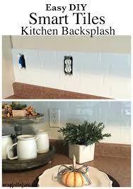 diy tile kitchen backsplash subway tile kitchen cabinet end