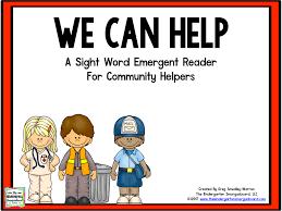 community helpers schedulin u0027 sunday the kindergarten smorgasboard