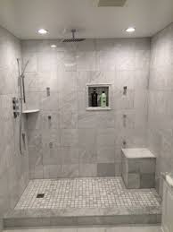 accessories exciting handicap showers with ceiling lights and exciting handicap showers with ceiling lights and rain shower for modern bathroom design