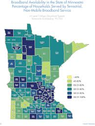 T Mobile Service Map New Minnesota Broadband Report Makes Disparity Clear Ground