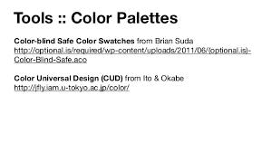 Color Blind Design Ux U0026 Color Blindness
