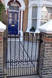 Garden Wall Railings by 659 Best Victorian Mosaic Images On Pinterest London Garden