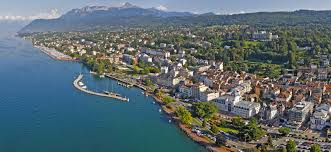 Where Is France On The Map Evian Resort Luxurious Hotels In France Golf Spa Stay Weekend