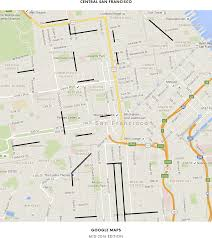 Googlle Maps Google Maps U0027s Moat