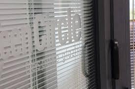Integral Venetian Blinds Green Circle Windows South Hams Plymouth Bespoke Aluminium