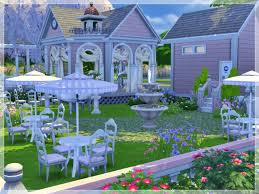 wedding arches in sims 4 arelien s wedding venue