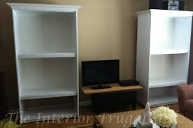 80 u0027s wall unit hack how we transformed it into built ins the