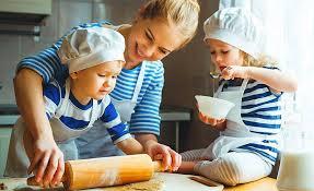 cuisiner avec des enfants pourquoi cuisiner avec enfant comme 3 pommes