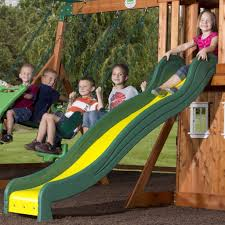 Backyard Discovery Atlantis by Tanglewood Wooden Swing Set Playsets Backyard Discovery