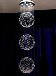 Chandeliers Led K9 Led Chandeliers Gu10 Bulbs Dinning Room Pendant L K9