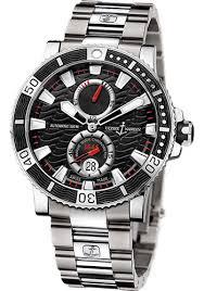 titanium bracelet watches images Ulysse nardin marine diver 45mm titanium bracelet watches jpg