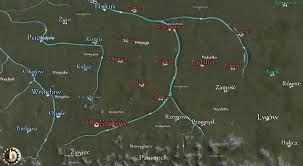 mount and blade map strategic map image 1794 kosciuszko uprising mod for mount