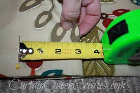 How To Measure For Pinch Pleat Drapes Pinch Pleat Drapery Panels U2013 Tutorial