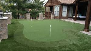 Artificial Backyard Putting Green by Artificial Putting Green Xtreme Green Synthetic Turf