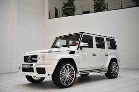 mercedes g wagon 2015 white brabus g wagon has u0027flamboyant u0027 written all over it