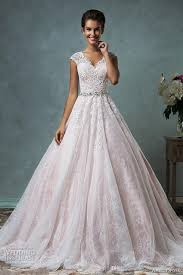 blush wedding dress with sleeves new alfred angelo mid season wedding dresses blush pink wedding