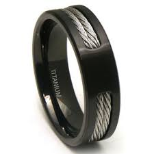 black titanium wedding bands for men titanium wedding ring engraved titanium wedding rings for men and