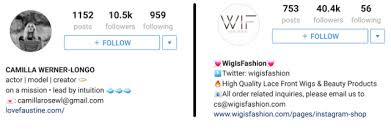 biography for instagram profile 500 funny cool stylish instagram bios you should use