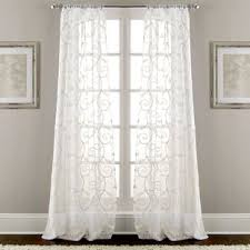 sheer window treatments sheer curtains you ll love wayfair
