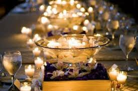 Floating Candle Centerpiece Ideas 1000 Images About Entrancing Floating Candle Centerpieces For