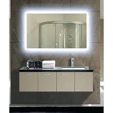 backlit bathroom mirrors u2013 bathroom ideas