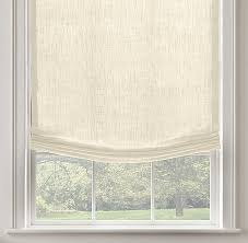 restoration hardware l shades opaque linen relaxed roman shade