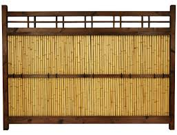 oriental furniture 47 3 in x 65 in japanese kumo fence u0026 reviews