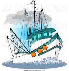 royalty free boat stock cartoon designs