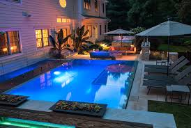 Backyard Designs With Pool Landscaping Ideas Around Inground Pool For Modern Pool U2013 Easy