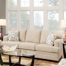 Simmons Sleeper Sofa by The Furniture Warehouse Simmons Caprice Hemp Sleeper Sofa
