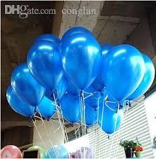 balloon wholesale wholesale sky blue pearl balloon 1 2g 10 inch helium wedding