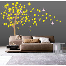 dandelion wall decal black and white trees flowers decals vinyl full size of decor dandelion wall decal tree cherry blossom and flowers decals vinyl material large