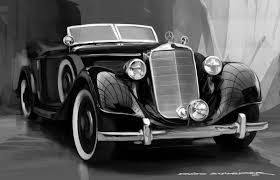 bentley benz david schneider design 1930s bimmer benz bentley from photo