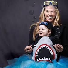 Infant Popcorn Halloween Costume Baby Carrier Costume Shark Shark Costumes Deep Sea Shark