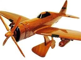 mahogany wooden aircraft model u2013 premium wood designs
