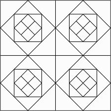 Quilt Block Coloring Pages Vitlt Com Quilt Block Coloring Pages