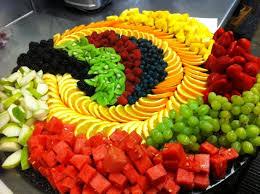 fruit table display ideas western wedding food presentation ideas 9 trendy mods com