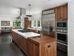 grey kitchen cabinets wood floor 2013 watermark awards inspire kitchen building trends