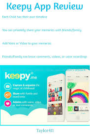 a honest review on keepy app this app allows you to store all