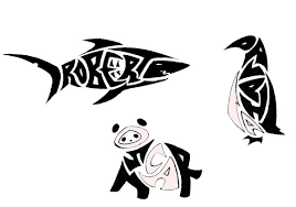 name tribal tattoos by ironwolf09 on deviantart