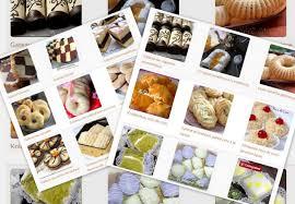 cuisine alg駻ienne gateaux biscuits et gateaux secs algériens de l aid recettes faciles