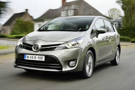 2014 Toyota Verso First Drive