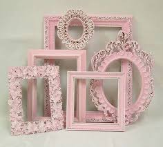 Vintage Chic Home Decor Best 20 Shabby Chic Picture Frames Ideas On Pinterest Shabby