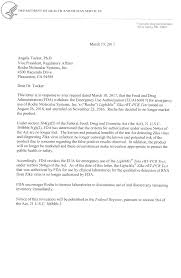 authorization letter ph federal register revocation of authorization of emergency use start printed page 29885