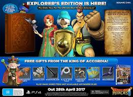 dragon quest heroes black friday target dragon quest heroes ii explorer u0027s edition playstation 4 jb hi fi