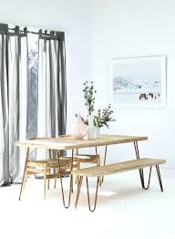 Dining Room Bench Seat Dining Room Table With Bench Seat Createfullcirclecom Dining Room