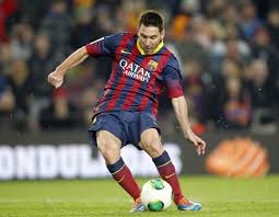 Lionel Messi Leg Copa Results Lionel Messi Scores Brace On As