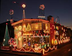 christmas light displays los angeles the magic or mayhem of christmas lights artism and all that