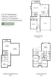 Ryan Homes Mozart Floor Plan Ryan Homes Floor Plans Avalon